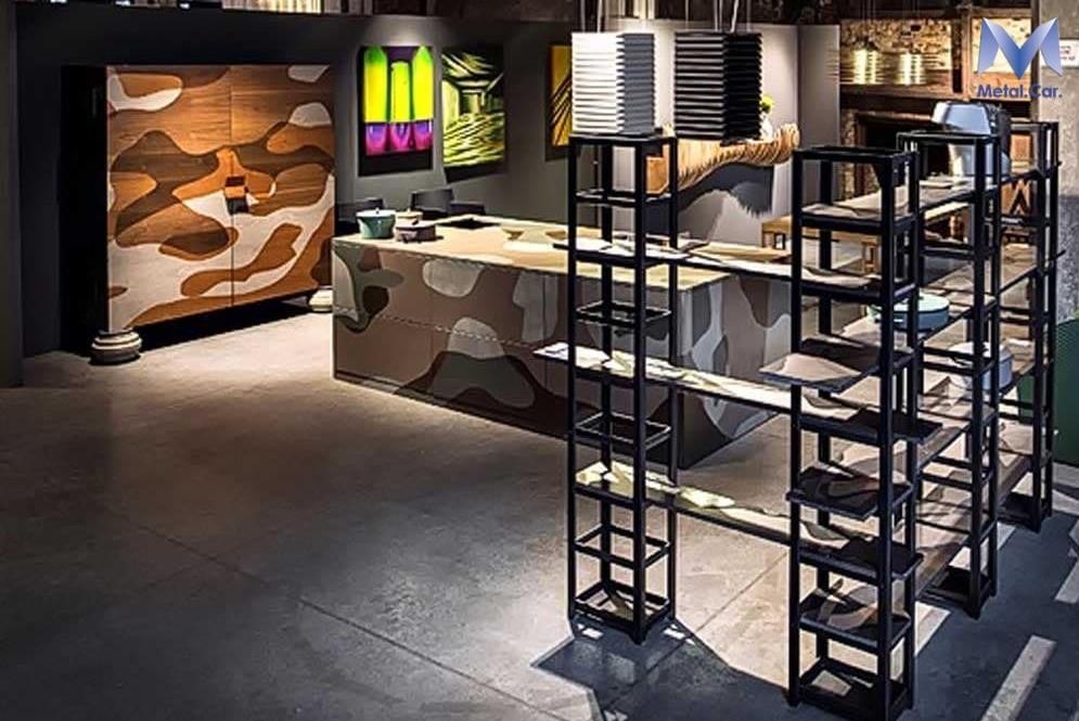 Arredamento su misura per negozi carpenteria torino for Arredamento per negozi torino