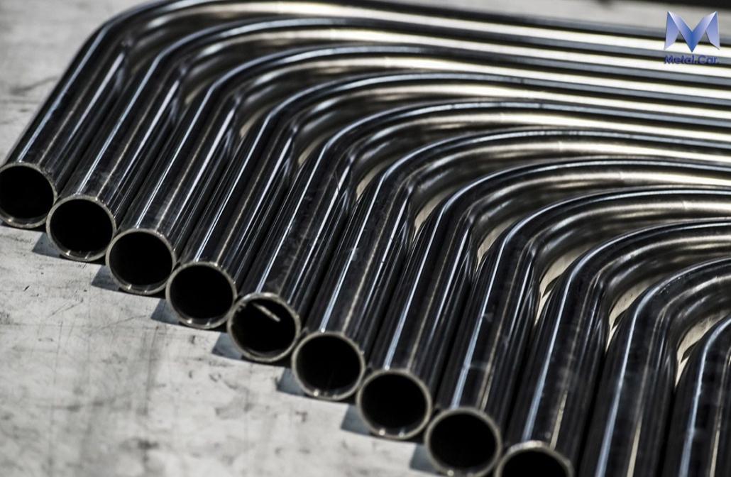 piegatura tubo