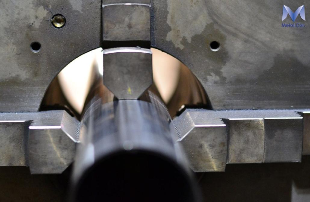 taglio laser tubo a torino