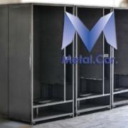 armadi in metallo per industrie