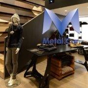 Realizzazione interni negozio abbigliamento