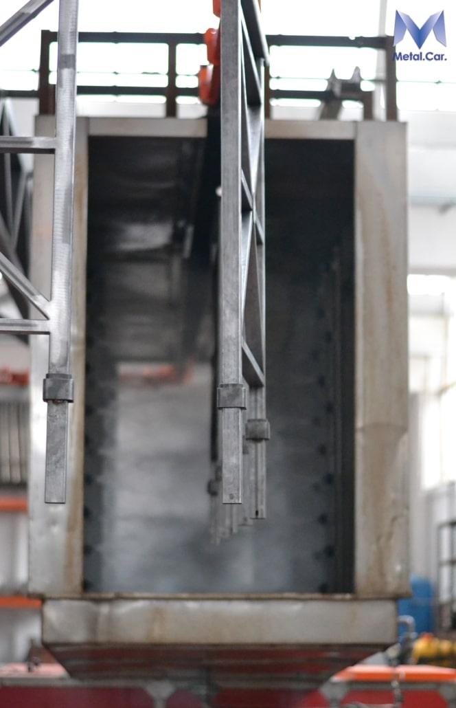 Cabina di lavaggio Torino