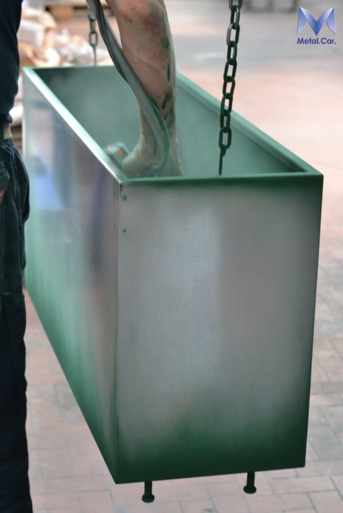Verniciatura polvere Torino