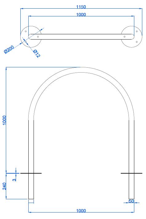 arco scheda