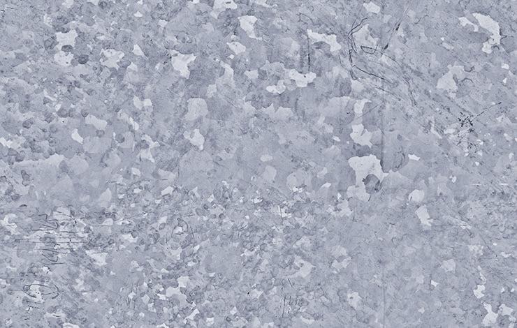zinc texture